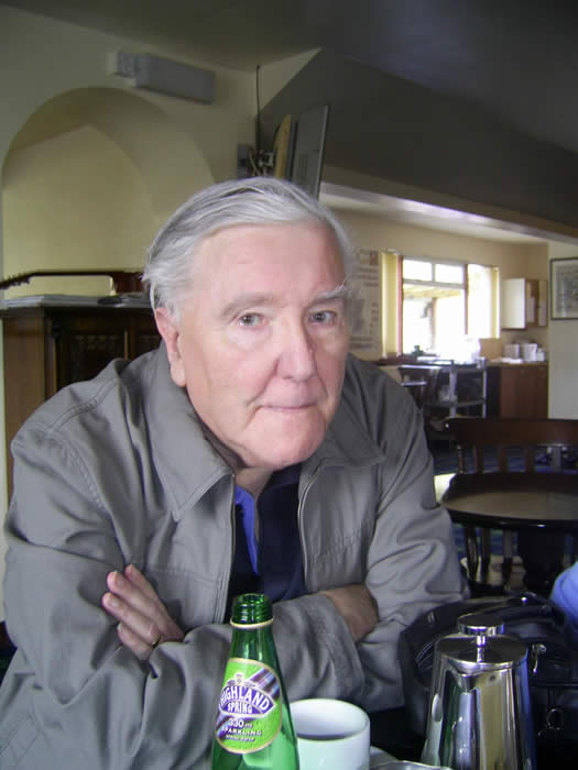 Composer James Douglas, photo Copyright 2008
